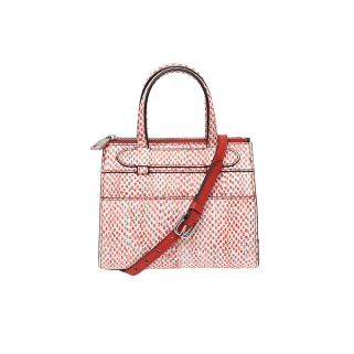 Isadora Pm bag in snakeskin