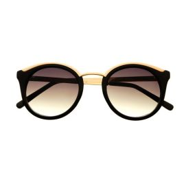 Vintage Fashion Metal Top Bar Round Sunglasses Shades R3020 – FREYRS