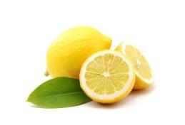Lemon and sea salt