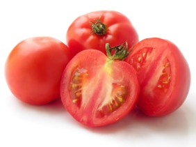 Tomato and sea salt