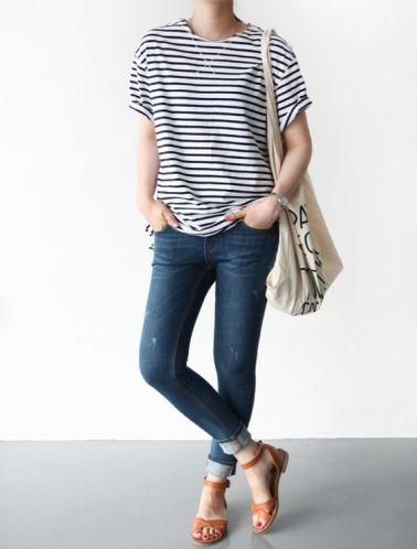 tshirt-jeans