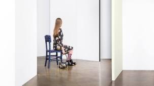 Pictorial flowers bloom on the looks of Marni Prefall 2016