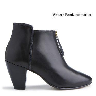 western bootie