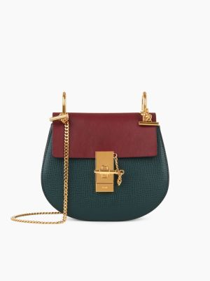 drew-saddle-bag-in-intense-greenpurple-contrasting-leathers