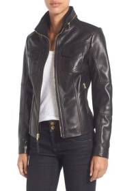 front-zip-leather-jacket-michael-kors