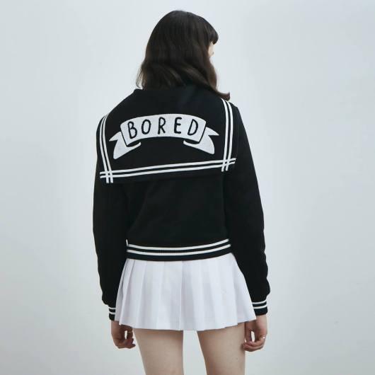 lazy-oaf-mono-bored-varsity-jacket