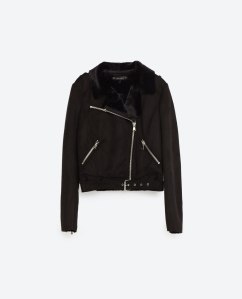 suede-effect-biker-jacket