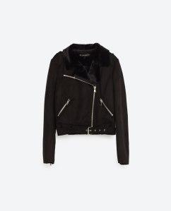 suede-effect-biker-jacket