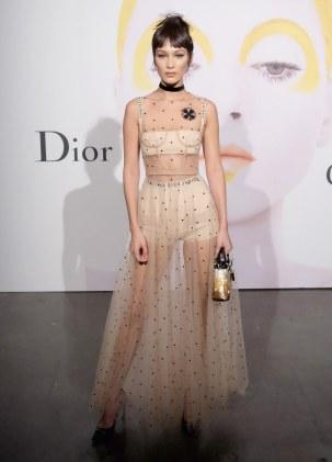 Bella Hadid-Christian Dior