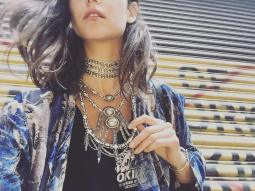 Vikander Necklace: Selene Choker
