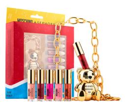 MOSCHINO + SEPHORA Bear Lip Gloss Chain - Online Only